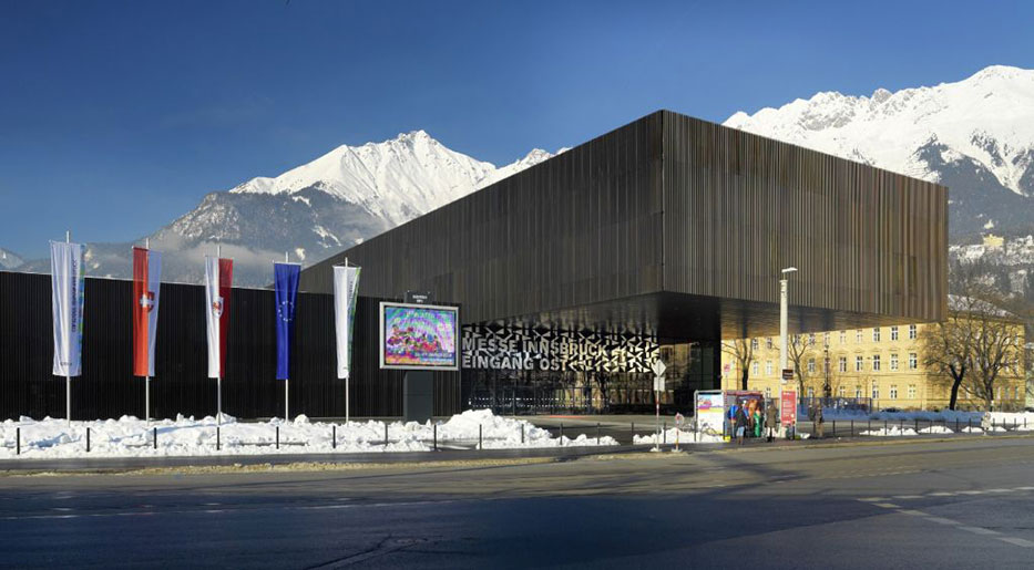 Innsbruck Exhibition Centre