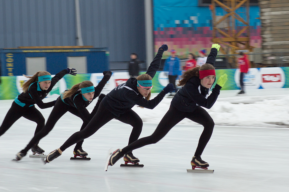 160112_Speedskating_Training_Netherlands Alkmaar